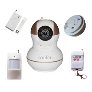 Video Alarm Wireless Wifi Kit