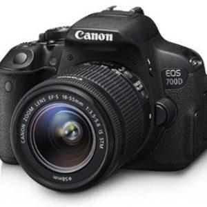 700 D - Canon -700 D
