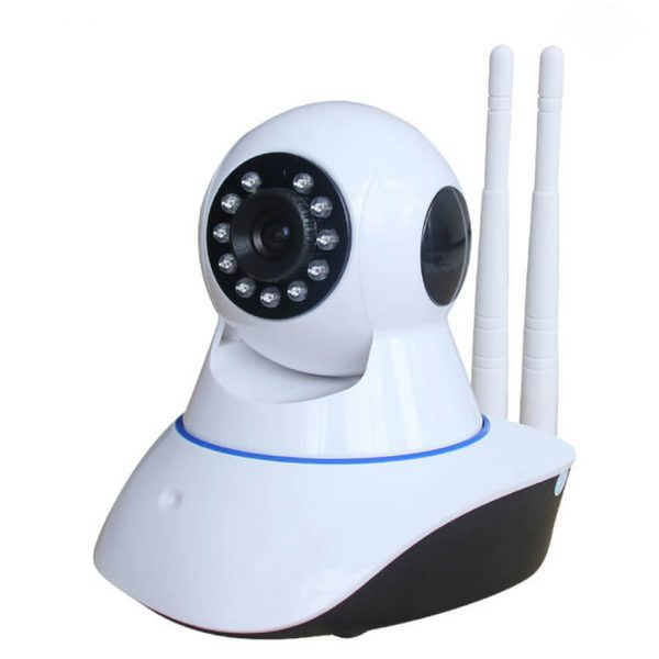 Dual Antenna WiFi IP Camera Wireless CCTV Camera