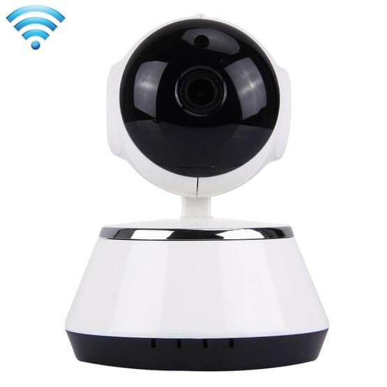 Q6 V380 IP Camera Wireless WiFi Smart Security Camera