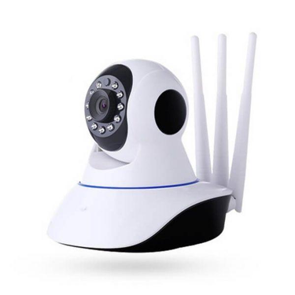 V380 Three Antena 1080P IP Camera